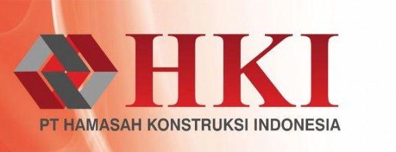 Logo PT Hamasah Konstruksi Indonesia