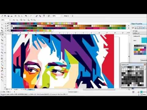 tutorial wpap thom yorke colors version