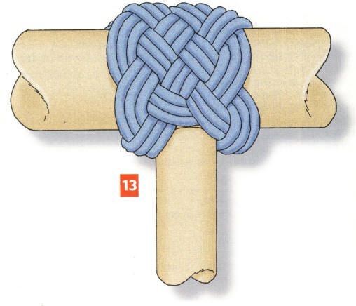 Bonnet turc: En Forme, Bonnets Turc, Ply Split Braids, Diy Knot, Forme De, Crafts Stuff, Crafty Diy, Paracord, Knot Work