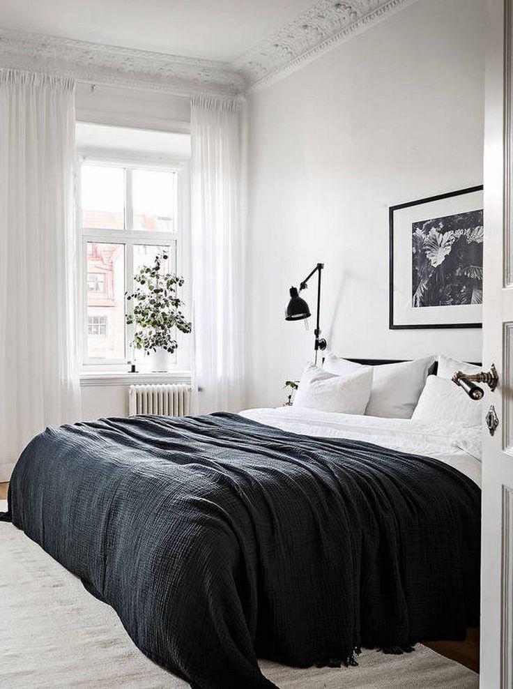 17 best ideas about scandinavian house on pinterest for Luxury minimalist bedroom