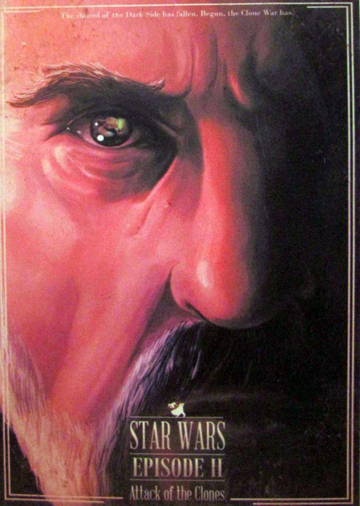 Постер к фильму Звёздные войны. Эпизод II: Атака клонов 2 :: Интернет-магазин дизайнерских постеров