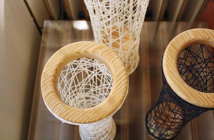 Swartlab.com in Turin - Dedalo Vases by MID