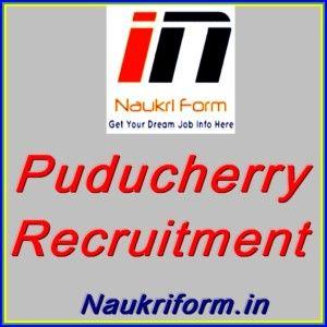 Puducherry Recruitment 2015