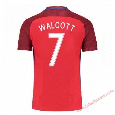 England 2016 Theo Walcott 7 Bortedrakt Kortermet.  http://www.fotballpanett.com/england-2016-theo-walcott-7-bortedrakt-kortermet-1.  #fotballdrakter