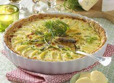 potatispaj med anjovis
