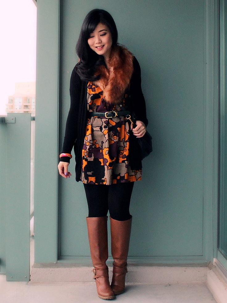 "I'm 39 and need help ""winterizing"" my skirts & dresses ..."