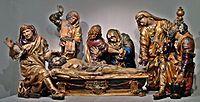 Entierro de Cristo de Juan de Juni.