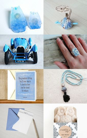 Cuteness in Blue by ucuspucus on Etsy--Pinned with TreasuryPin.com