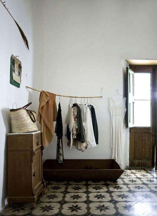 An art nouveau foyer #interiordesign