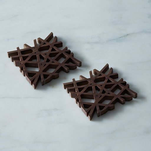 Got trivets on the brain.  Mid-Century Modern Trivet on Provisions by Food52