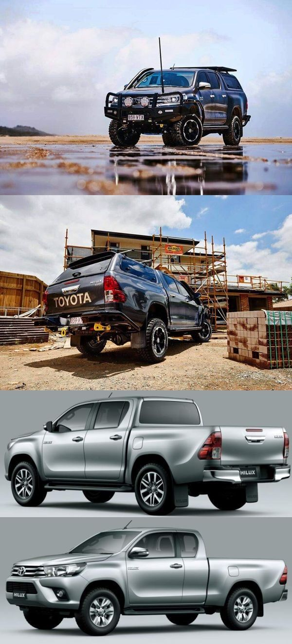 Best 25 toyota hilux ideas only on pinterest 4x4 overland tacoma and tacoma x runner