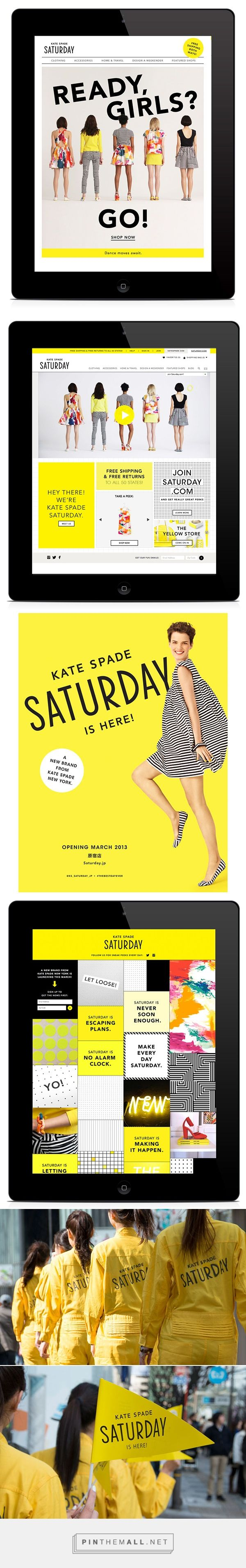 Kate Spade Saturday Launch on Behance
