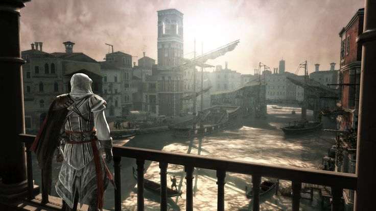 Assassin's Creed 2 Game Screenshot 1