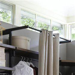 les 25 meilleures id es concernant tringles rideaux sur. Black Bedroom Furniture Sets. Home Design Ideas