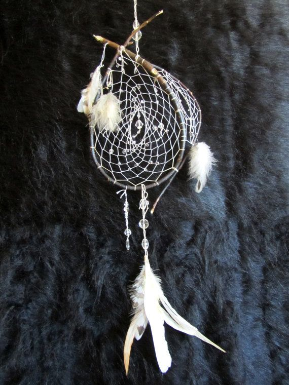Umi Willow and Crystal Dream Catcher