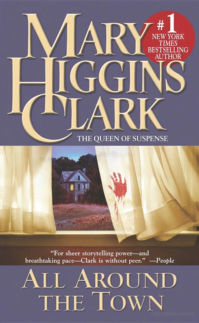 All Around The Town - Mary Higgins Clark - Google Books