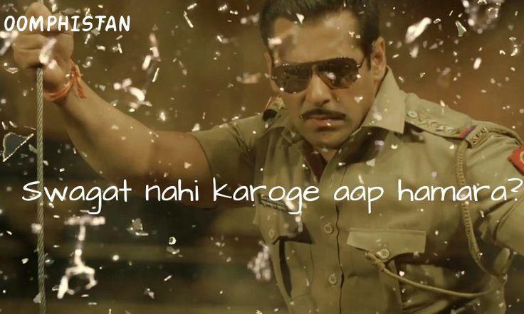 Top 10 Iconic Dialogues Of Salman Khan
