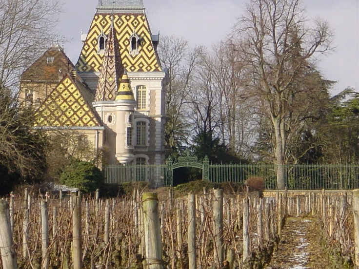 Château Aloxe-Corton, Bourgogne