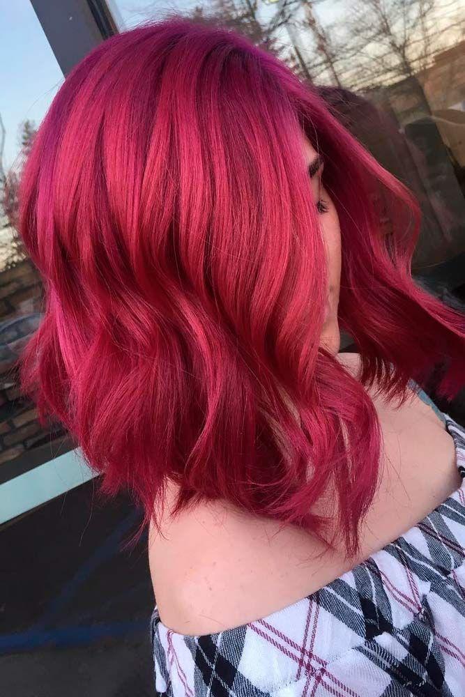 Best 25+ Short bright red hair ideas on Pinterest   True ...