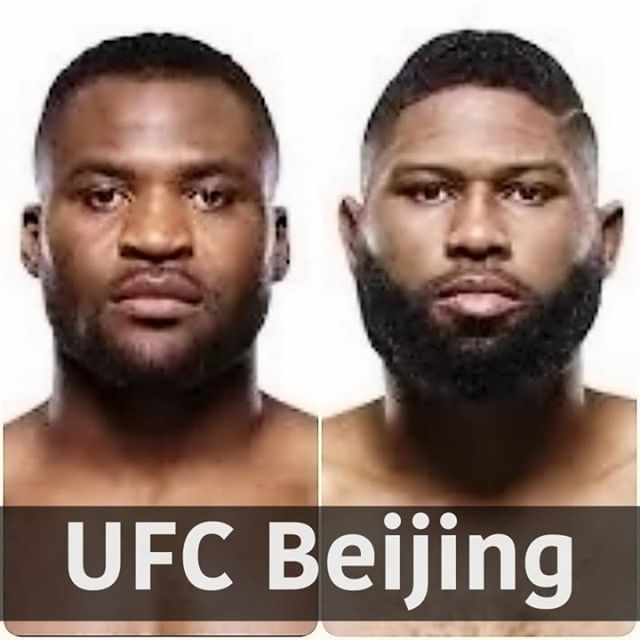 Rumor Has It Francis Ngannou Francisngannou And Curtis Blaydes Razorblaydes265 Will Meet For The Second Time In The Octagon Ufc Fight Night Ufc Rumor Has It