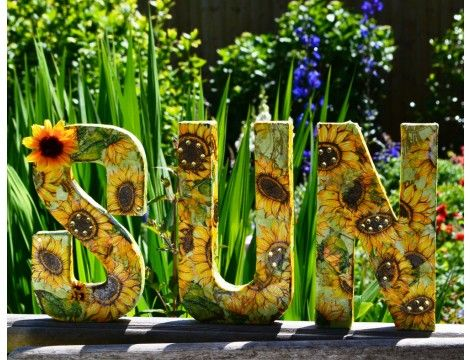 Sunflower Themed Craft Ideas And Supplies For Adults Brighten Up Your Summer Crafts With A