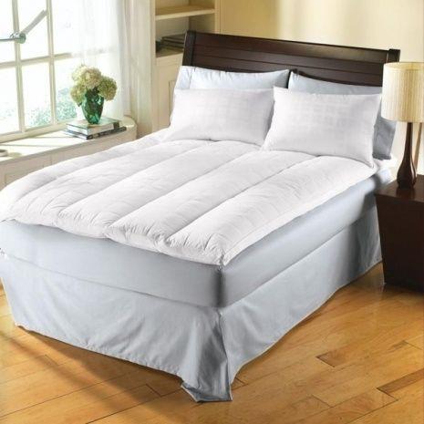 King Pillow Top Mattress Pad