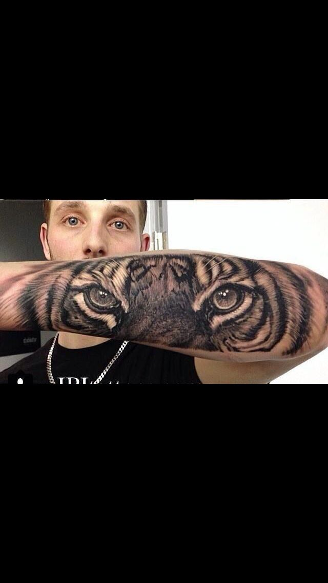 Lion tattoo meanings - Tiger Eyes Tattoos And Piercings Pinterest Eyes