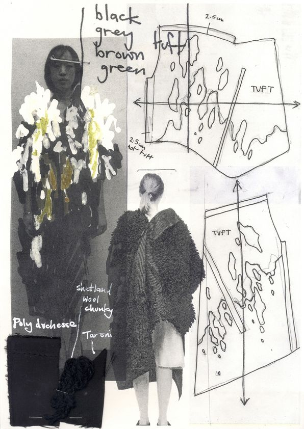 1granary_csm_central_saint_martins_paul_thomson40 #fashion #sketchbook #csm