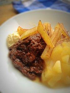 Recept Stoofvlees van paardenvlees (DUTCH!)