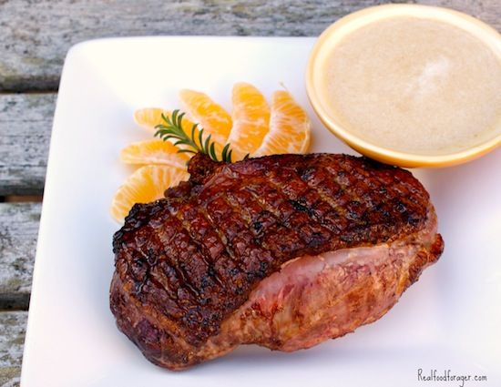 Recipe: Roasted Duck Breast with Orange-Ginger Dipping Sauce