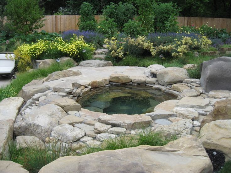 The 25 Best Inground Hot Tub Ideas On Pinterest Traditional
