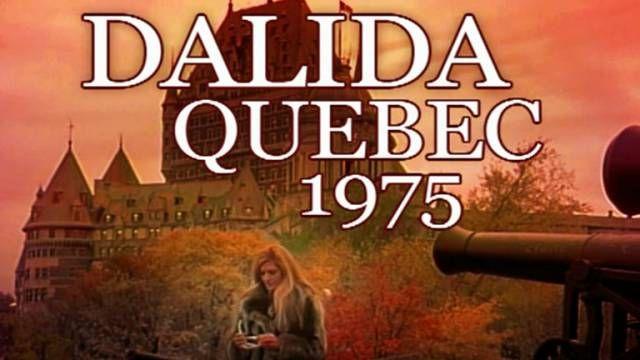 DALIDA - Concert Quebec 1975 full live