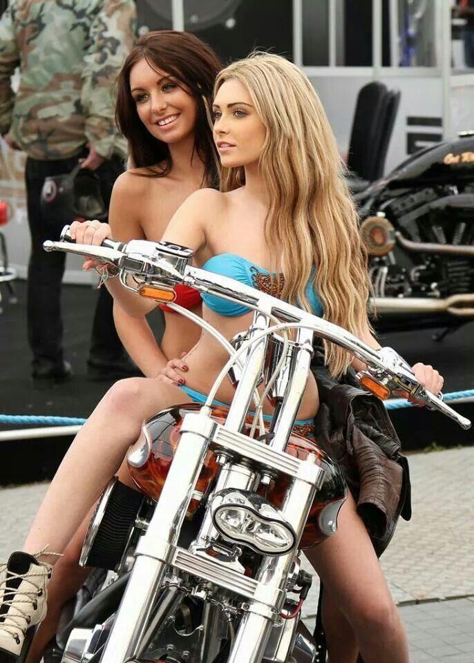 Old biker women nude