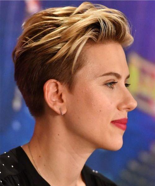 Kurze Frisuren 2020 für Mädchen, die mühelose Frisuren mögen - #mühelose #Mädchen #Frisuren #Kurz #Stile