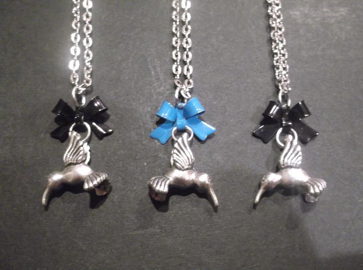 Small Silver Hummingbird Necklace  Length-49cm  Price- $15  Contact- kendal.halloran@gmail.com