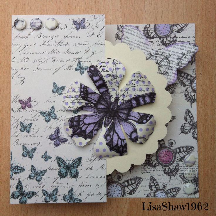Craftwork Cards: Time Flies