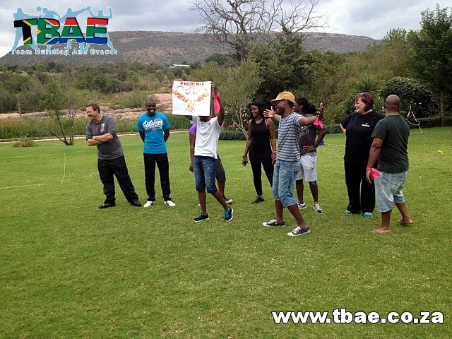 Team Building Bronkhorstspruit