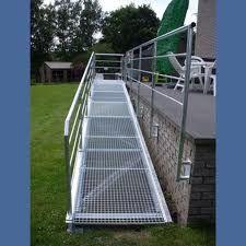 Afbeeldingsresultaat voor aluminium loopbrug