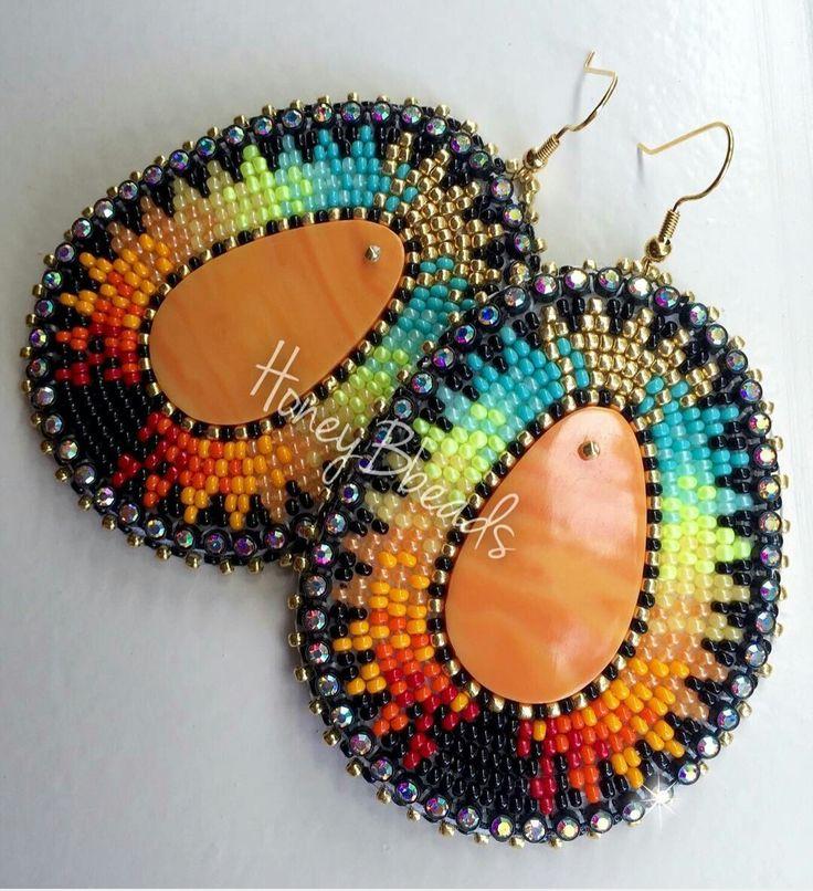 Designs Beads: 25+ Unique Native Beadwork Ideas On Pinterest