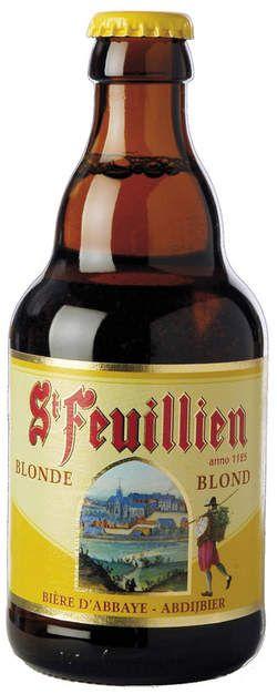 Bier: St. Feuillien - Al Dente - De Morgen