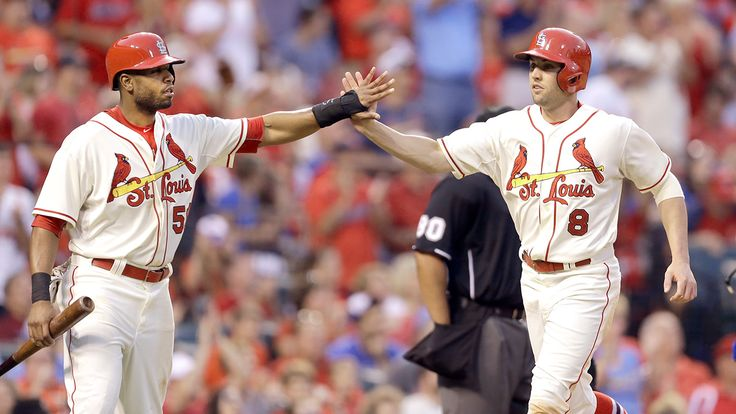 The Cards won their 50th game of the season Saturday night, becoming the first team to win 50 games before their 75th game of a season since the 2005 White Sox -- who won the World Series. St. Louis Cardinals Baseball Clubhouse - ESPN