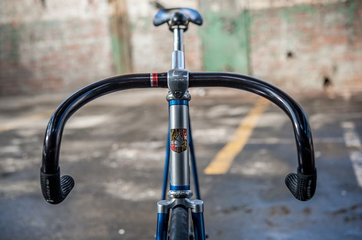 Track Bike || via Flickr by Bishop Bikes