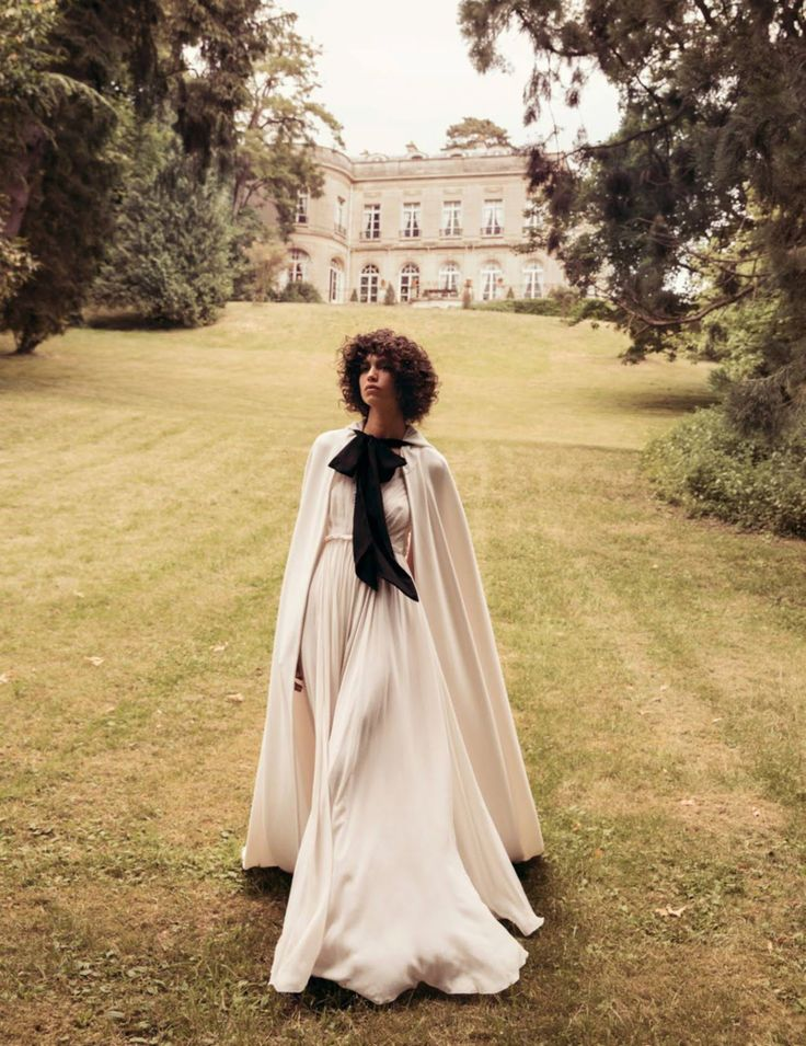 Edie Campbell & Mica Arganaraz by Inez & Vinoodh for Vogue Paris October…