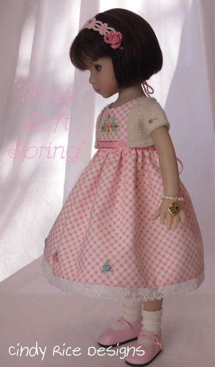 rosy soft spring 491