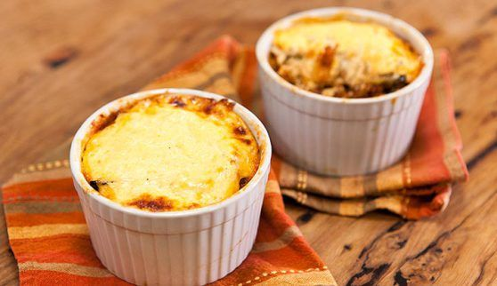 Healthy Beef and Vegetable Moussaka