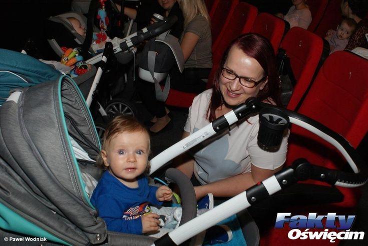 """""""MaMa w Kinie"""" w samo południe w Planet Cinema – FOTO #Oświęcim #MaMawKinie #mama #kino #PlanetCinema #dzieci #seans #patronatFO"""
