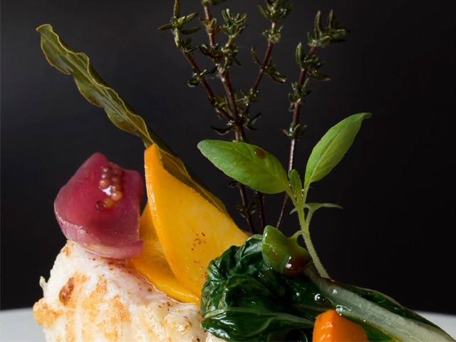 Restaurant Rouen - étoilé Michelin - restaurant Gill
