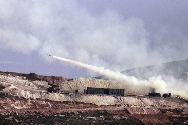 ICYMI: Turkey resumes airstrikes on Syrian Kurdish enclave