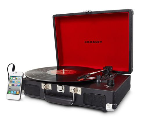 Cruiser Smartphone Turntable - A great gift for geeks! #myuntangledholidays