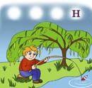 Ребусы для детей, детские ребусы в картинках, словами и цифрами. Ребусы с ответами